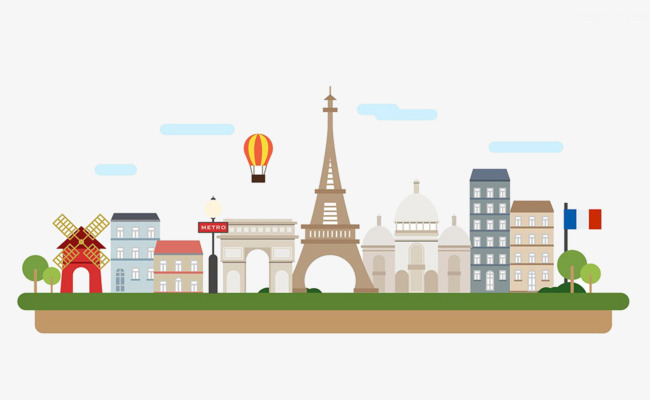 Investissement locatif - Les plus célèbres monuments à Paris