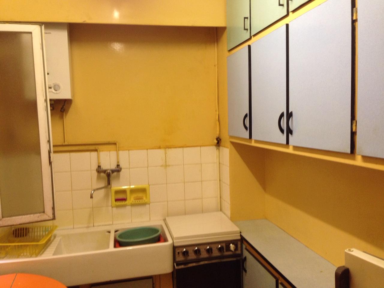Photo cuisine projet rénovation immeuble paris
